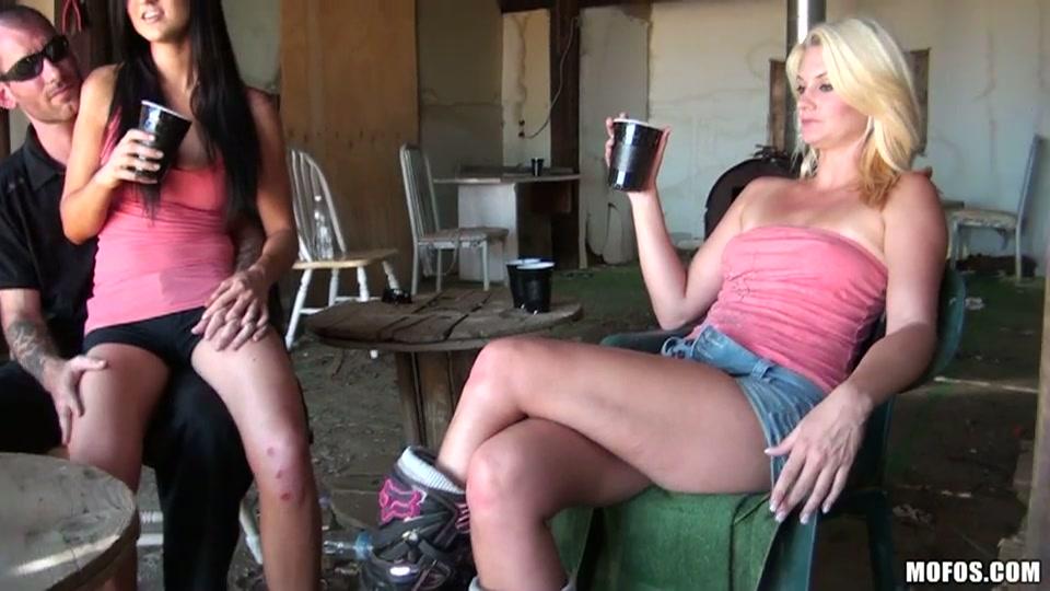 Bodyshot van super sexy meiden