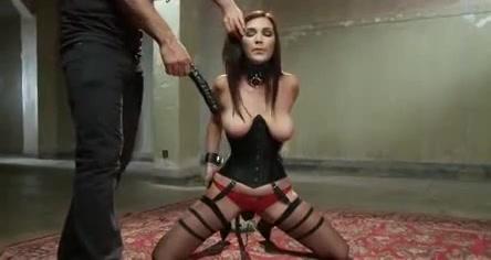sensueel submissive deepthroat seksspeeltje