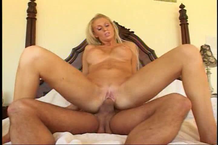 hete blonde moeder met een voorliefde voor rimmen