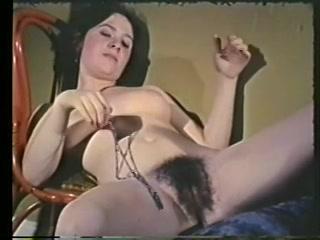 Een extreem harig vagina